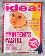 Magazine idéal tricot 133 - Layette