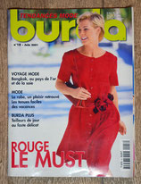 Magazine Burda de juin 2001 (18)