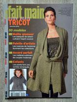 Magazine Fait main Tricot Hors série 20 - Automne 2010