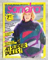 Magazine tricot Sandra n°29 - Décembre 1986