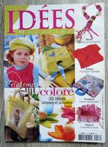 Magazine Idées n°16 - Printemps coloré