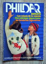 Magazine Phildar mailles 67 - Enfants
