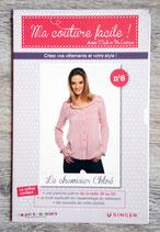 Patron Ma couture facile ! n°6 - Le chemisier Chloé