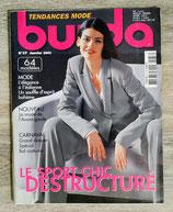 Magazine Burda de janvier 2003 (n°37)