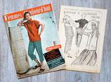 Ancien magazine Femmes d'aujourd'hui n°372 (Vintage)