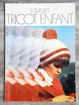 Magazine tricot 3 Suisses - Tricot enfant (Vintage)
