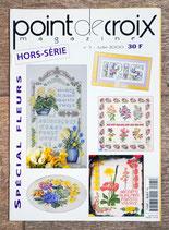 Magazine Point de croix 5 - Hors série spécial fleurs