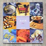 Livre batik, décors et créations