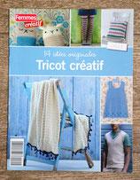 Livre Tricot créatif - 14 idées originales