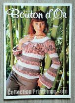 Magazine tricot Bouton d'Or 80 - Printemps-été