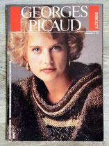 Magazine tricot Georges Picaud n°103 - Spécial automne