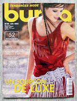 Magazine Burda de juin 2002 (n°30)