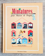 Livre Miniatures pour maison de poupée
