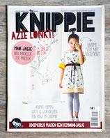 Magazine couture Knippie n° 1 de février-mars 2017