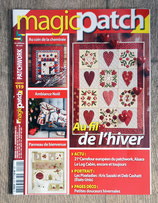 Magazine Magic patch 119 - Au fil de l'hiver