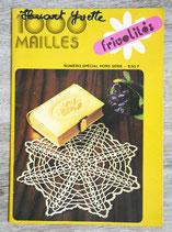 Magazine 1000 mailles - Hors série Frivolités