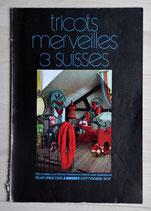 Magazine tricots merveilles 3 Suisses
