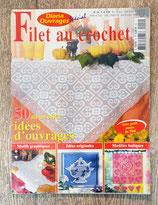 Magazine Diana Filet au crochet 14