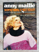 Magazine tricot Anny Maille n°14 - Automne-hiver