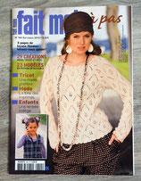 Magazine fait main pas à pas de septembre 2010 (344)