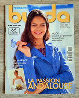 Magazine Burda de avril 2003 (n°40)