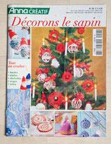 Magazine Anna Créatif 28 - Décorons le sapin