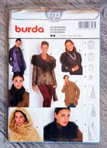 Pochette patron Burda n°8723 - Accessoires hiver