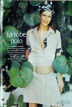 Patron de couture Avantage 150 - Robe polo