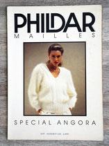 Magazine Phildar mailles - Spécial angora