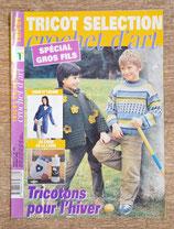 Magazine Tricot sélection - Crochet d'art 352