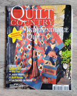 Magazine Quilt Country n°44 - Independence Quilt