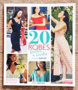 NEUF - Livre 20 robes faciles à coudre