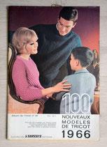 Magazine tricot 3 Suisses - Modèles 1966