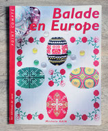 Livre Balade en Europe - Point compté