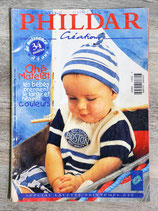 Magazine Phildar n°302 - Layette printemps-été
