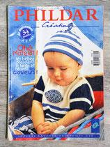 Magazine Phildar n°302 - Layette printemps-été