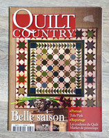Magazine Quilt Country n°38 - Belle saison