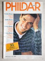 Magazine Phildar mailles 119 - Homme