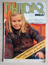 Magazine Phildar mailles 47 - Enfants automne-hiver