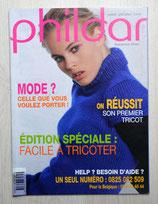 Magazine Phildar 011 - Spécial facile à tricoter