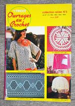 Livre Ouvrages au crochet - Collection reliée 5