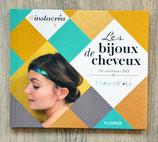 Livre Les bijoux de cheveux - 20 création DIY