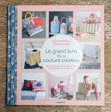 Livre Le grand livre de la couture créative, 46 accessoires et rangement pour l'atelier et la maison