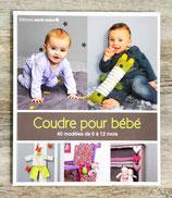 NEUF - Livre Coudre pour bébé