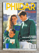 Magazine Phildar Mailles n°156 - Spécial classiques