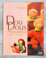 Livre Doudous et poupées à faire soi-même (Couture)