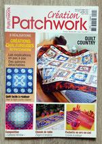 Magazine Création au patchwork - hiver 2013