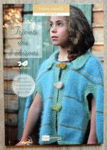NEUF - Livre Tricots des 4 Saisons pour petites filles