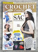 Magazine Crochet créatif n°3 - Sacs et accessoires