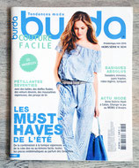 Magazine Burda Couture facile E090 - HS n°60H